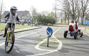 Verkehrsübungsplatz